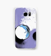 Cup and ashtray Samsung Galaxy Case/Skin