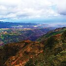 Kauai Mountain View p2. by TripleStrikeM