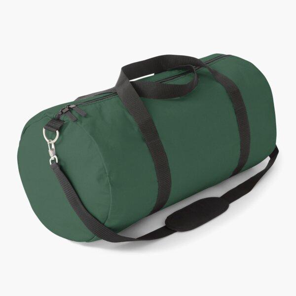 NEW YORK FASHION WEEK 2019- 2020 AUTUMN WINTER EDEN- DARK GREEN BLUE  Duffle Bag