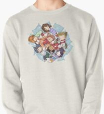 Sleepy Pack Pullover Sweatshirt