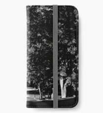 Down the lane... iPhone Wallet/Case/Skin