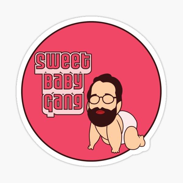 Sweet Baby Gang Sticker