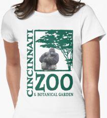 Cincinnati Zoo Women's Fitted T-Shirt