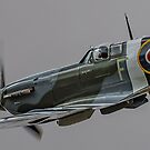 Spitfire Close Up by Lee Wilson