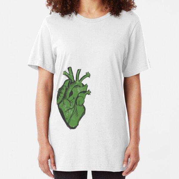 Vulcan Heart Slim Fit T-Shirt