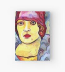 Aunt Bette Abstract Hardcover Journal