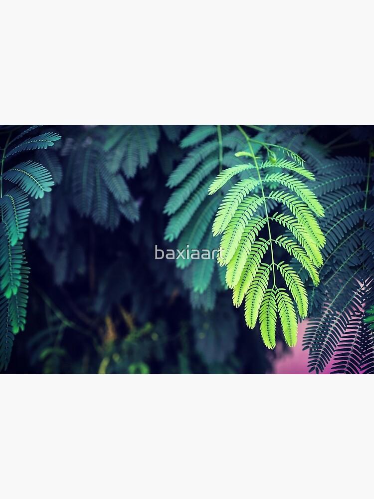 Green garden 3 by baxiaart