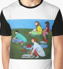 Plein Air Exercises Graphic T-Shirt