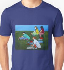 Plein Air Exercises Unisex T-Shirt