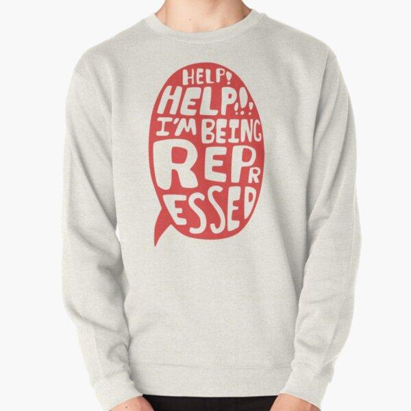 Help Help Pullover Sweatshirt