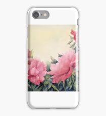 Tree Peonies iPhone Case/Skin
