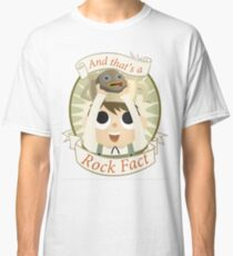 Rock Fact Classic T-Shirt