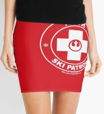 Hoth Ski Patrol Mini Skirt