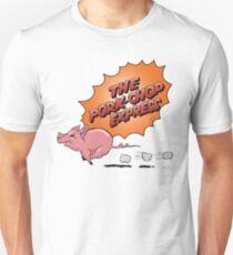 Jack Burton's - The Pork Chop Express Slim Fit T-Shirt