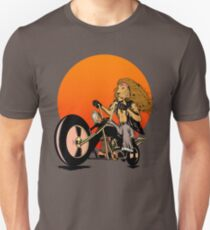 Lion, Cat, Biker - Motorcycles, Motorcycle Gear, Bikes Unisex T-Shirt