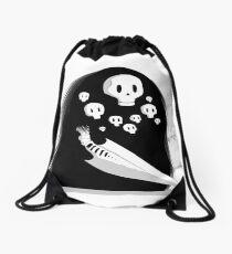 Gravelord Nito Drawstring Bag