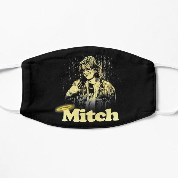 Mitch Hedberg Flat Mask