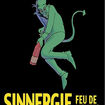 SINNERGIE - Maurin Quina by real-faker