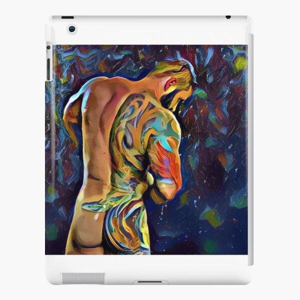 TankJoey painting iPad Snap Case