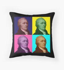 Cojín Alexander Hamilton Popart