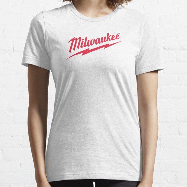 POWER TOOLS-MILWAUKEE LOGO Essential T-Shirt