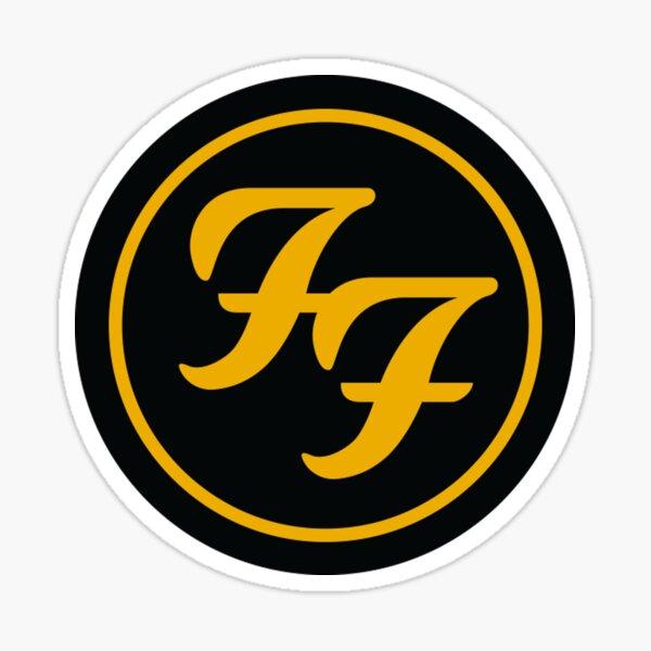 Logos foo gold Pegatina