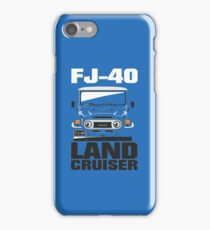 Land Cruiser  iPhone Case/Skin