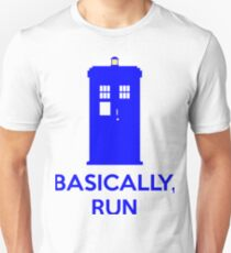 Basically, Run T-Shirt
