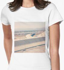 Freeway corona Women's Fitted T-Shirt