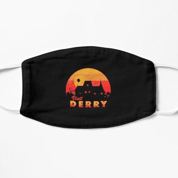 Visit Derry Flat Mask