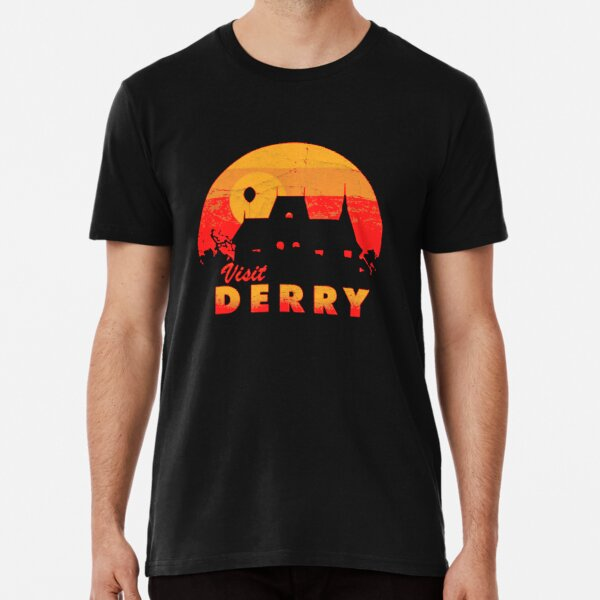 Visit Derry Premium T-Shirt