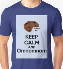 Keep Calm And Omnomnom T-Shirt