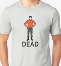 Dead Red Shirt T-Shirt