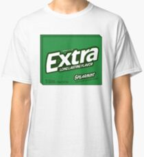 Extra Spearmint Gum Classic T-Shirt