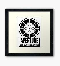 Portal: Science & Innovation Framed Print