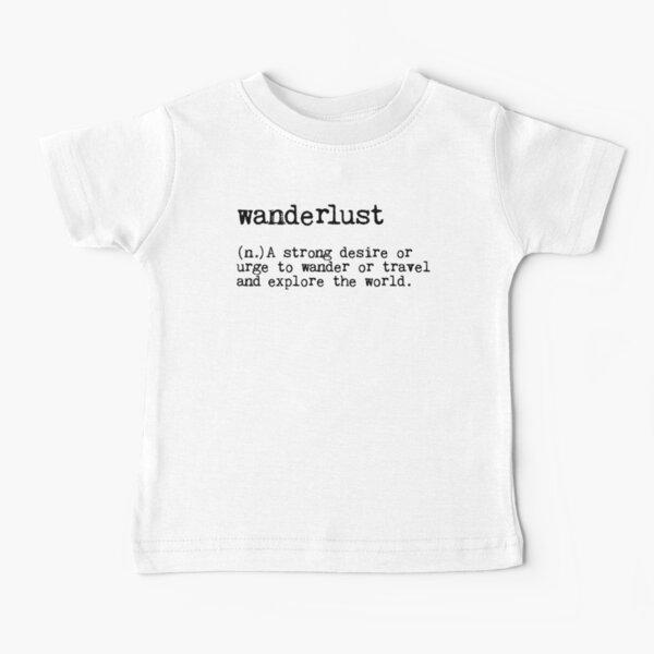 Fernweh Baby T-Shirt