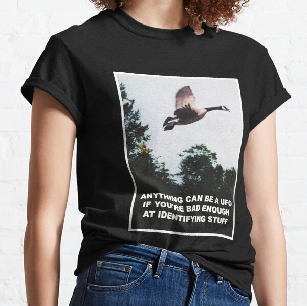 Anything can be a UFO Classic T-Shirt