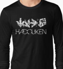 Hadouken - Street Fighter 2 Long Sleeve T-Shirt