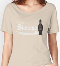 Enjoy Skooma: The Elder Scrolls Women's Relaxed Fit T-Shirt