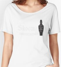 Enjoy Skooma: The Elder Scrolls Women's Relaxed Fit T-Shirt