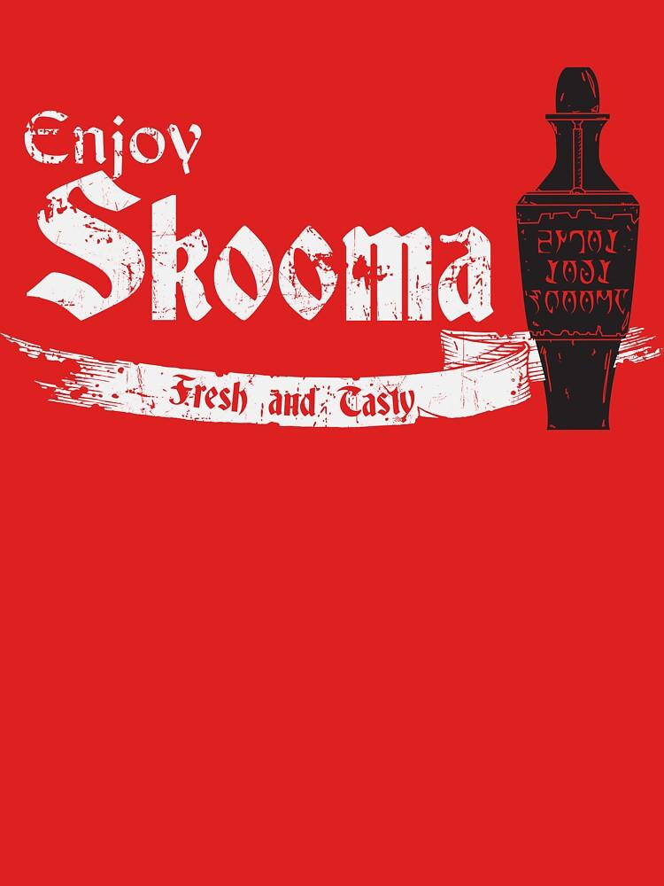 Enjoy Skooma: The Elder Scrolls | Unisex T-Shirt