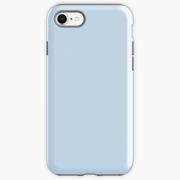 Baby Blue iPhone Tough Case