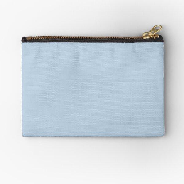 Baby Blue Zipper Pouch