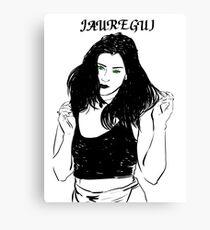 Lienzo Lauren Jauregui
