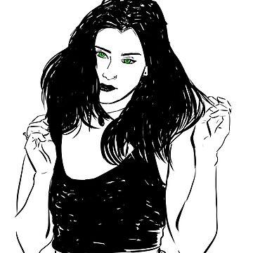 Lauren Jauregui by sammyger