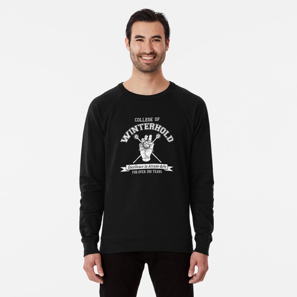 Skyrim - College of Winterhold Lightweight Sweatshirt