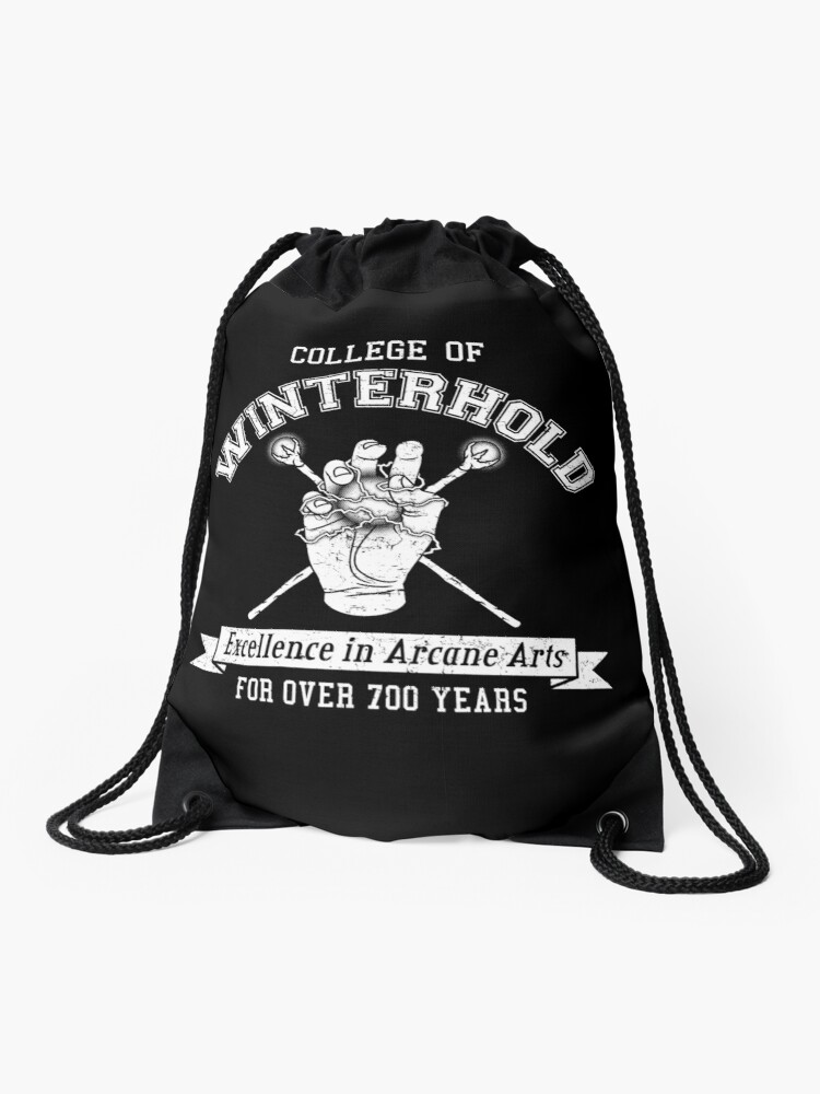 Skyrim - College of Winterhold | Drawstring Bag