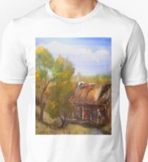 The Meeting House in the country Unisex T-Shirt