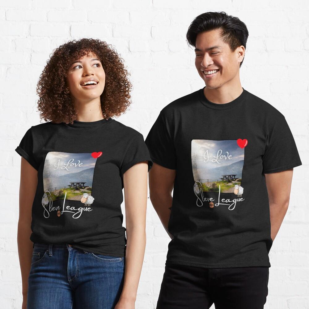 I Love Slieve League WH Classic T-Shirt