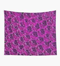glow rose Wall Tapestry